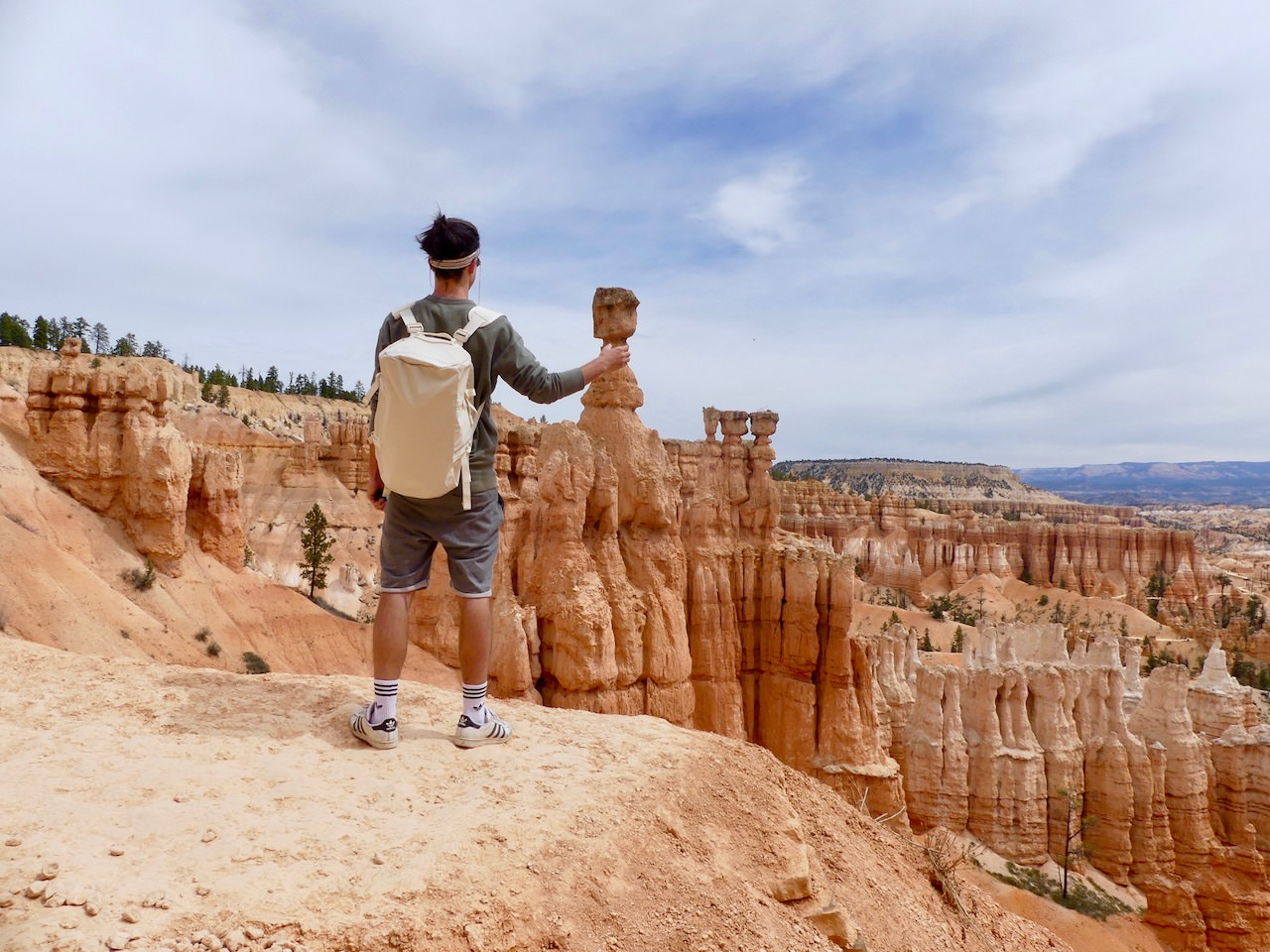 Bryce Canyon Thors Hammer