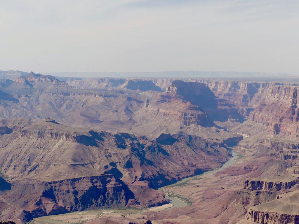 Grand Canyon South Rim Colorado River