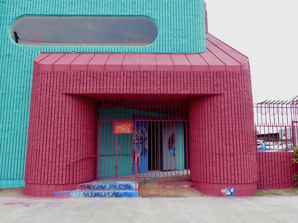 Los Angeles Arts District Matteo Street Art