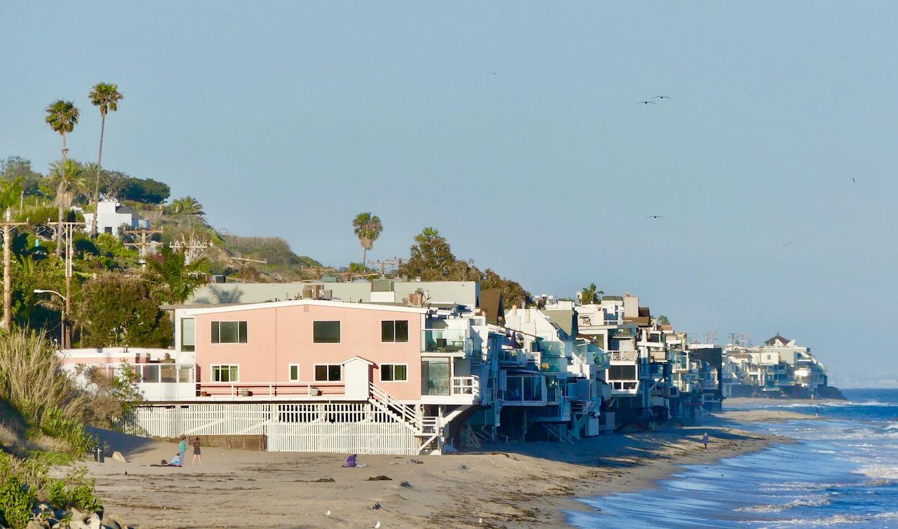 Los Angeles Malibu Beach Houses