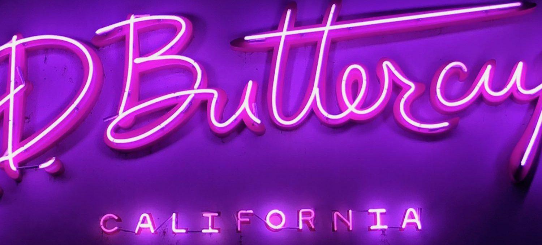 Los Angeles Neon Sign
