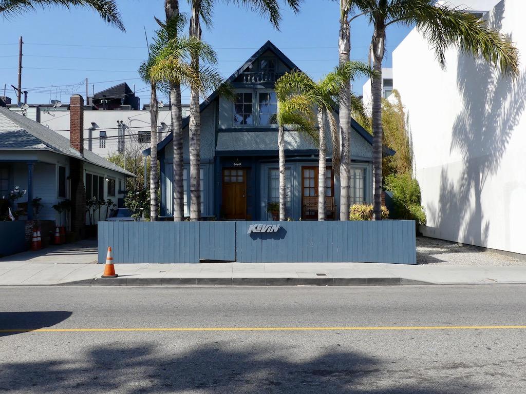Los Angeles Abbot Kinney Road