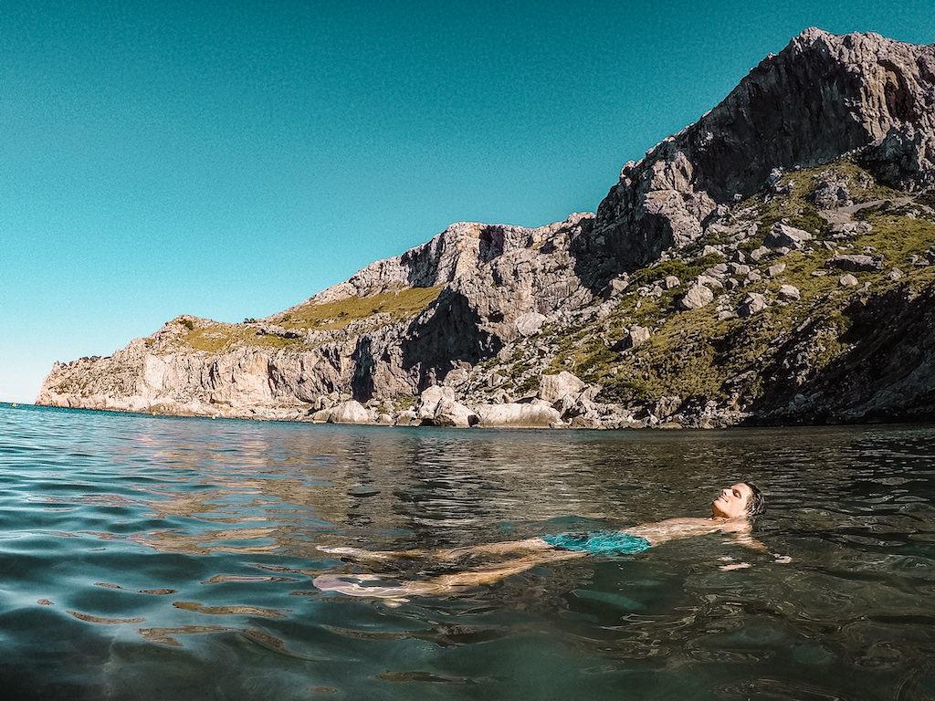 Mallorca Cala Figuera Water