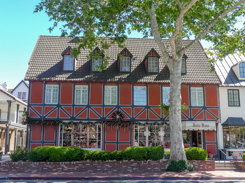 Pacific Coast Highway Solvang Danish Village