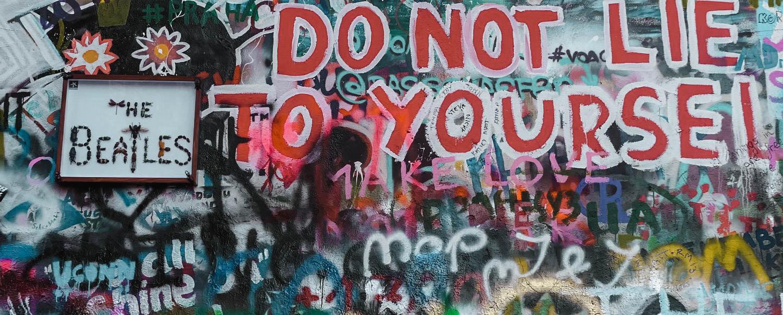 Impressum & Datenschutz Prag John Lennon Wall
