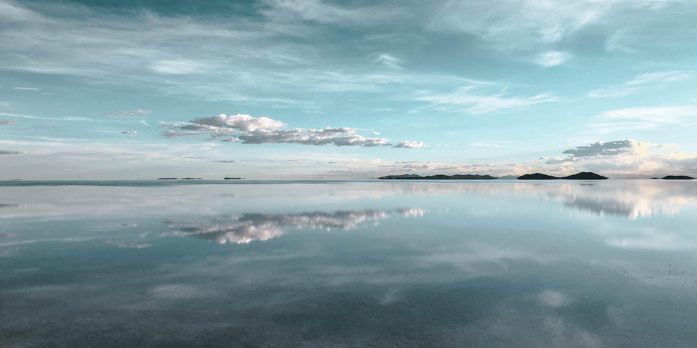 Bolivia Länderguide Salar de Uyuni Horizon Sky