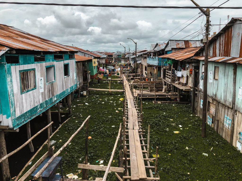 Iquitos Floating City