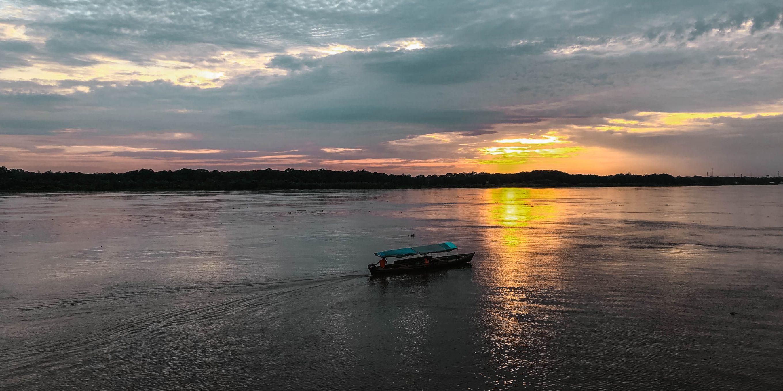 Amazonas Schifffahrt Titelbild