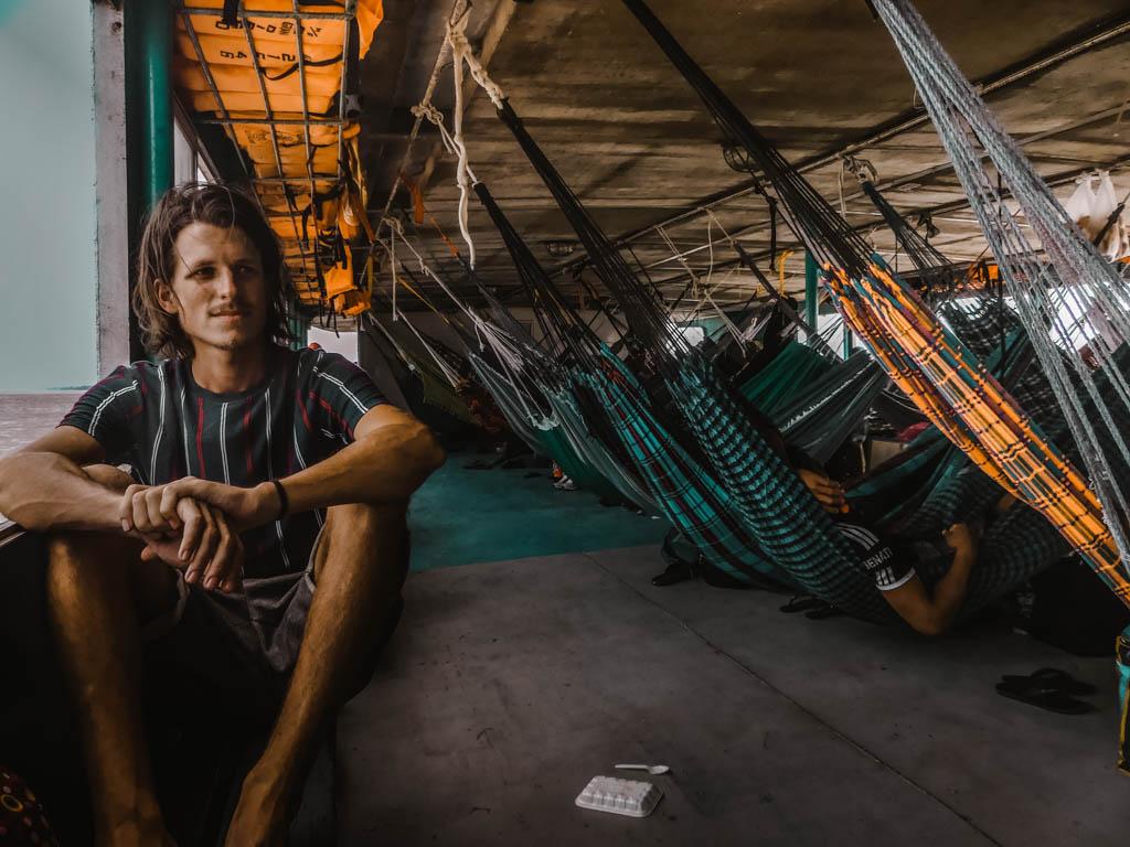 Amazonas Slowboat Hängematten