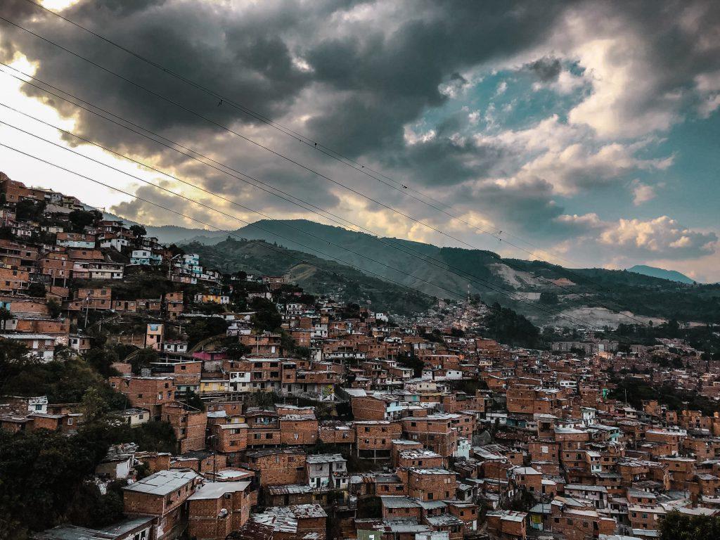 Medellin Clouds